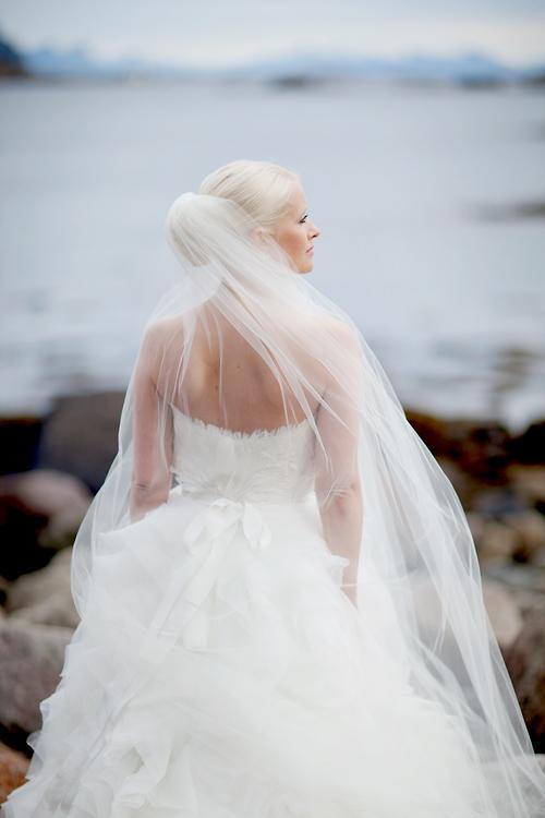 Bryllupsfotografering Lofoten, Norge