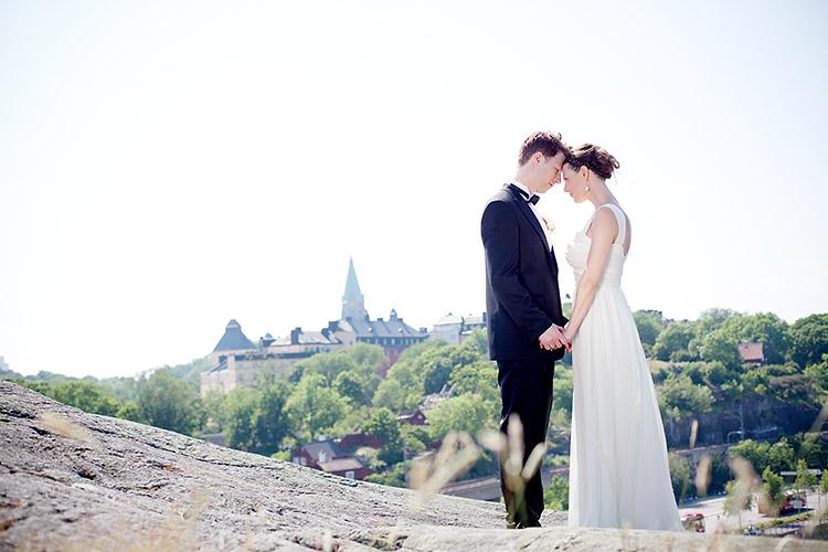 Bröllop i City, Stockholm