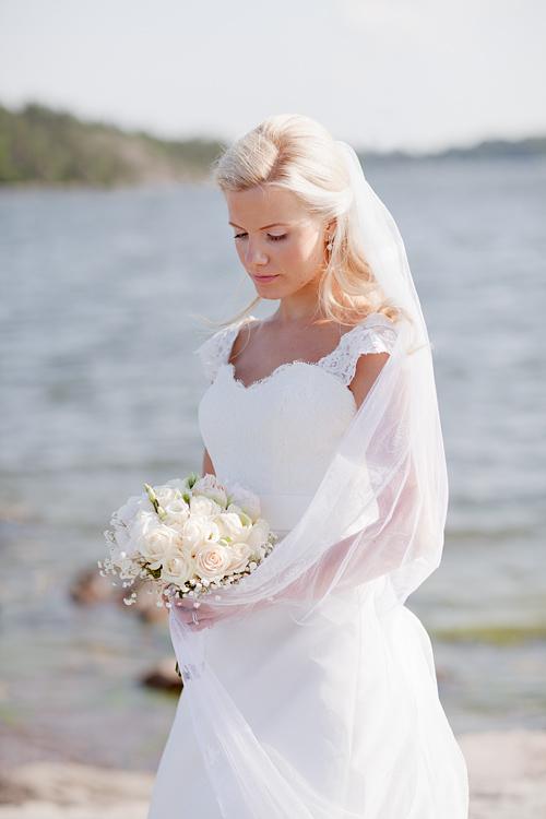 Bröllopsfotograf Djursholm, Stockholm