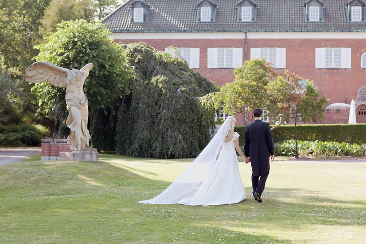 Bröllop på Villa Pauli, Stockholm