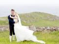Lantligt bröllop Färöarna