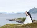 Bryllupsfotograf Lofoten, Norge