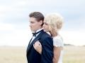 Romantisk bröllopsfotografering i Uppsala