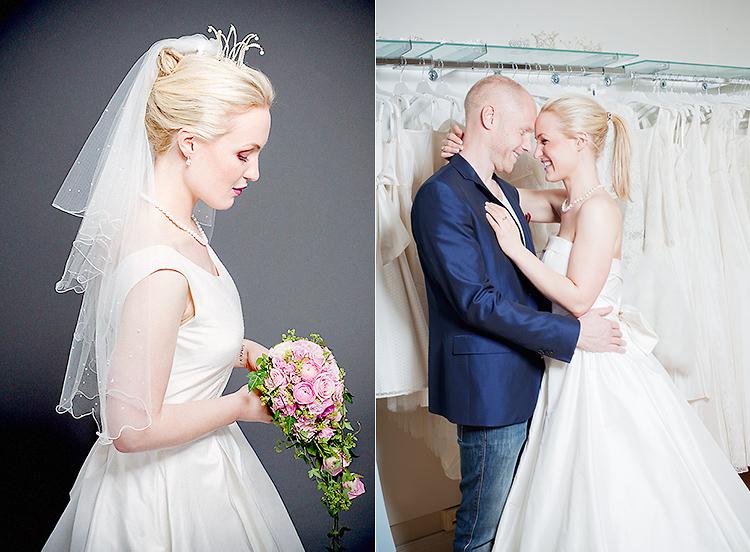 Bröllopsklänning KIK