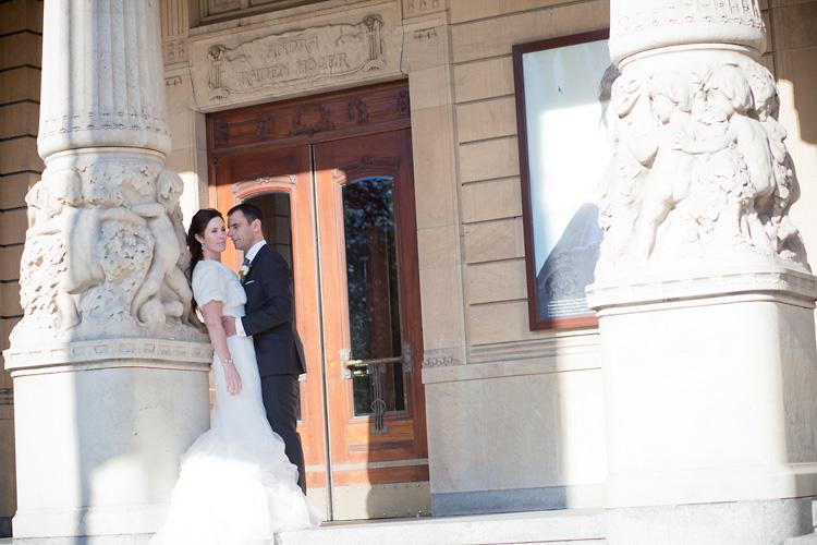 Bröllopsfotograf Dramaten