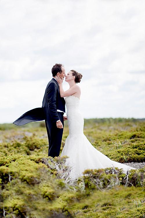 Romantisk bröllopsfotograf på Gotland Jessica Lund