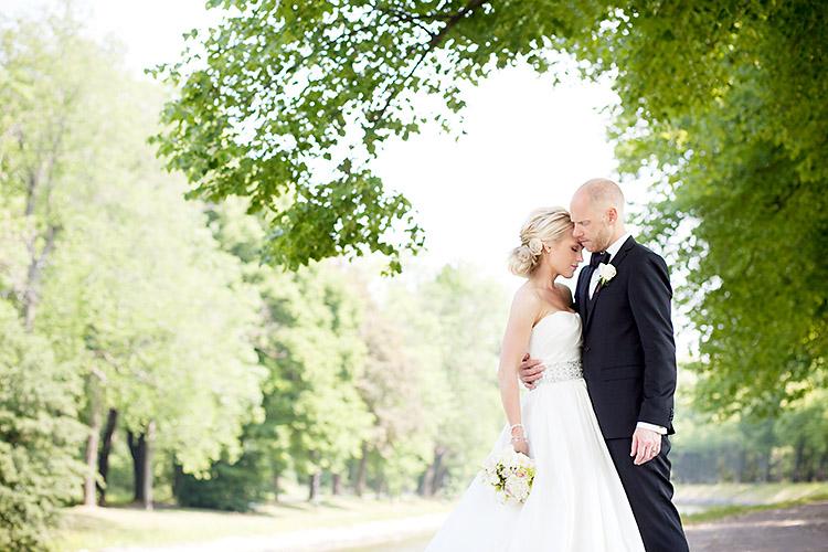 Sommarbröllop i Stockholm