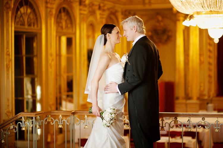 Bröllop Grand hotell