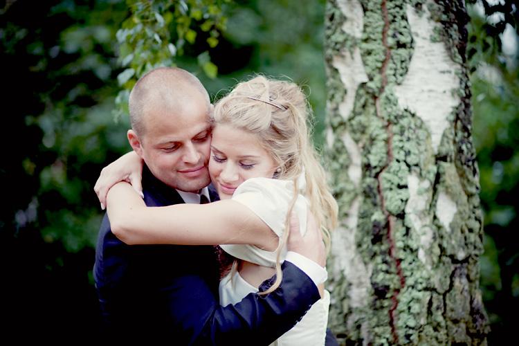 Regn på bröllop i Enskede