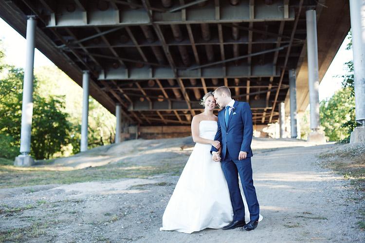 Bröllop på Långholmen