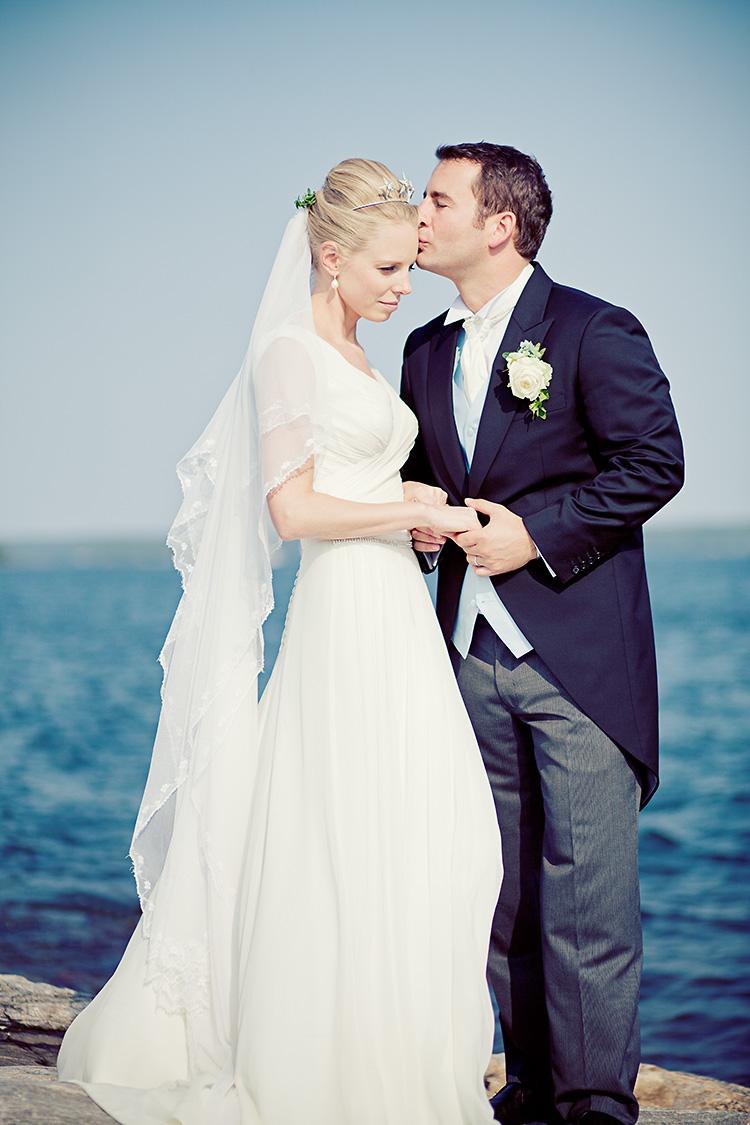 Erbjudande bröllopsfotograf på Österlen sommaren 2012