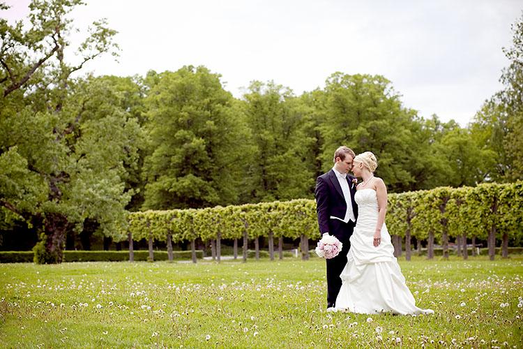 Klassisk bröllopsfotografering