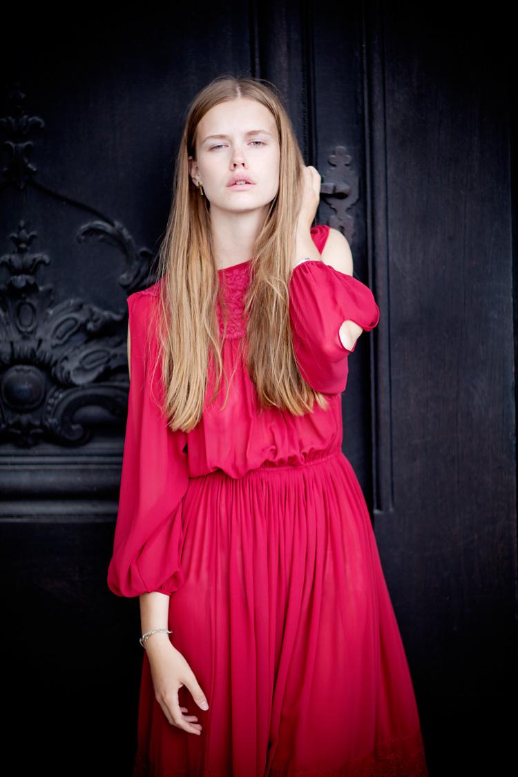 Stina newface Elite Models