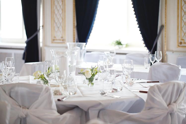 dukning Grand Hotell Saltsjöbaden fotat av Jessica Lund