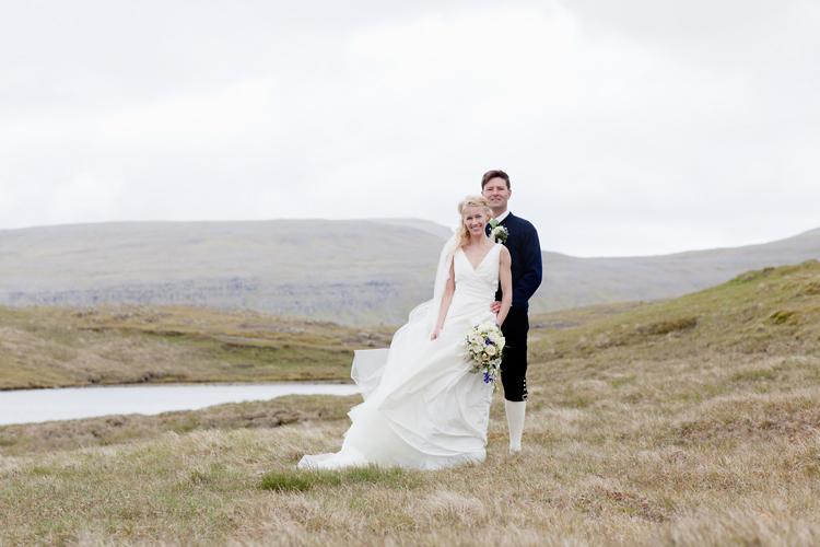 Bryllupsfotograf Føroyar