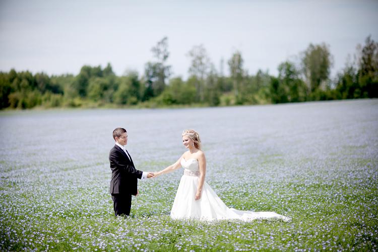Bröllopsfotografering i Motala Jessica Lund