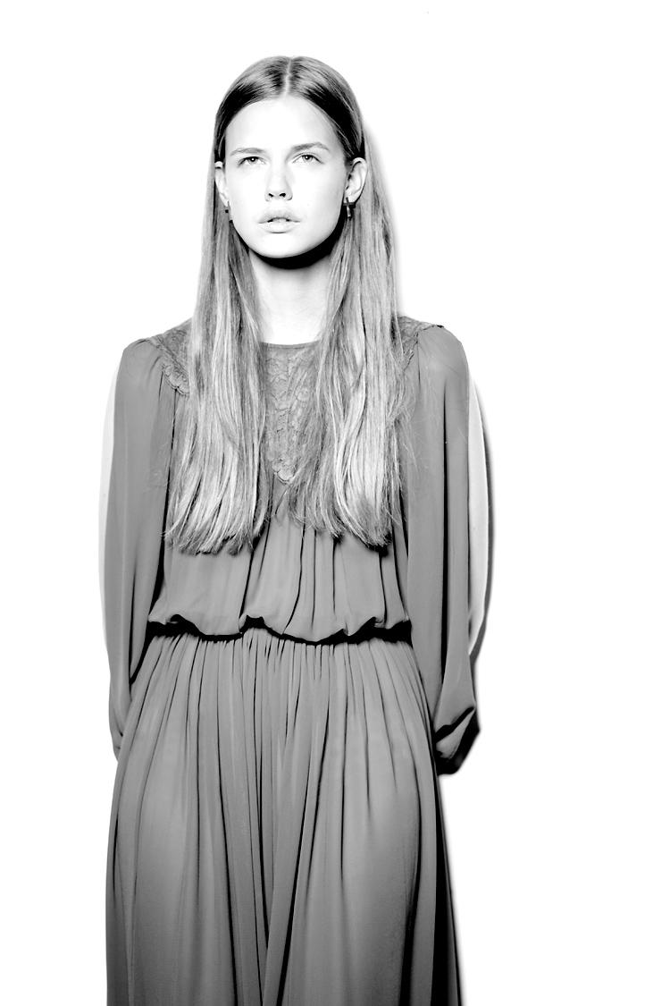 Newface shot by Fashion Photographer Stockholm Jessica Lund