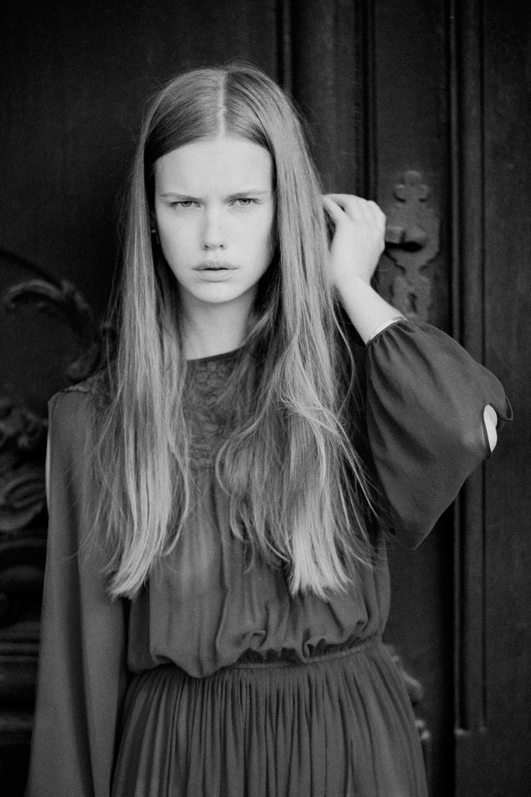 Swedish Model Photography