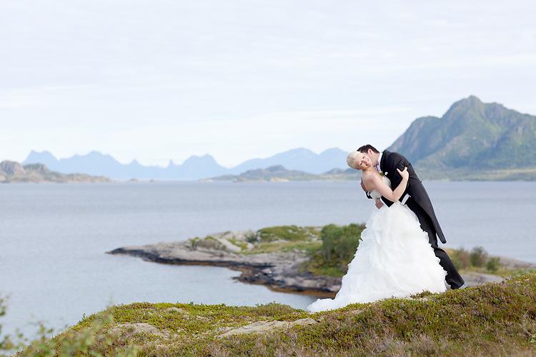 Bryllupsfotograf Lofoten Jessica Lund