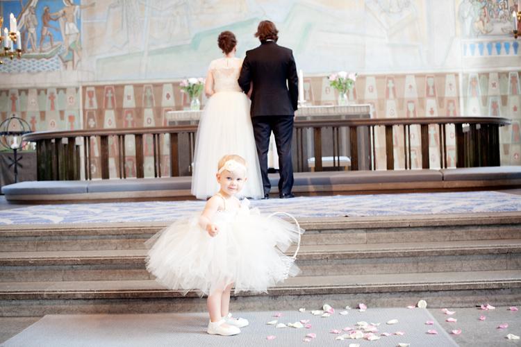 fota bröllop i kyrka