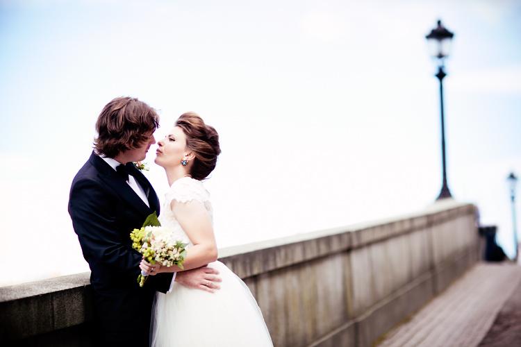 Wedding in Stockholm shot by photographer Jessica Lund