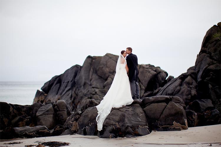 bryllup Lofoten