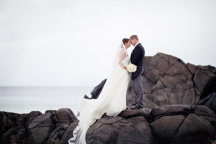 bryllups Gimsöya