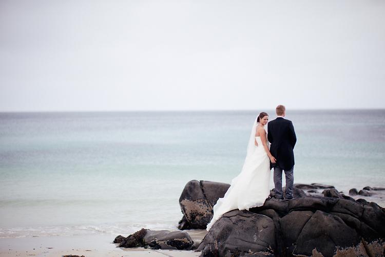 Bryllupsfotografering Gimsöya