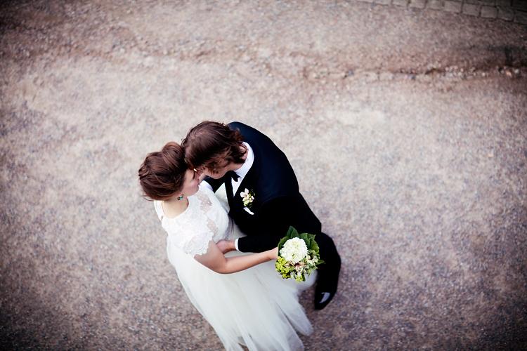 wedding shot by swedish wedding photographer Jessica Lund