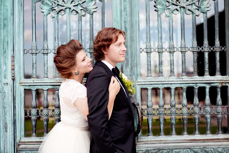 bröllop på Slott