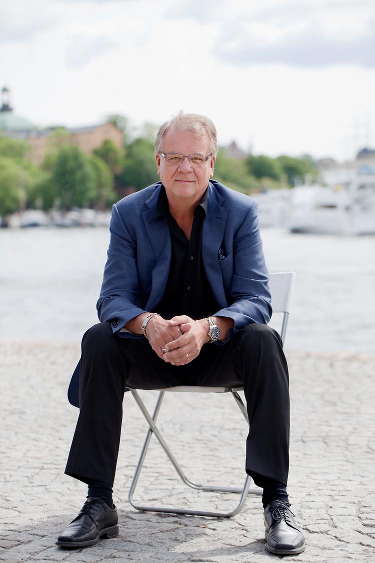 Stockholmsprofil Lasse Berghagen