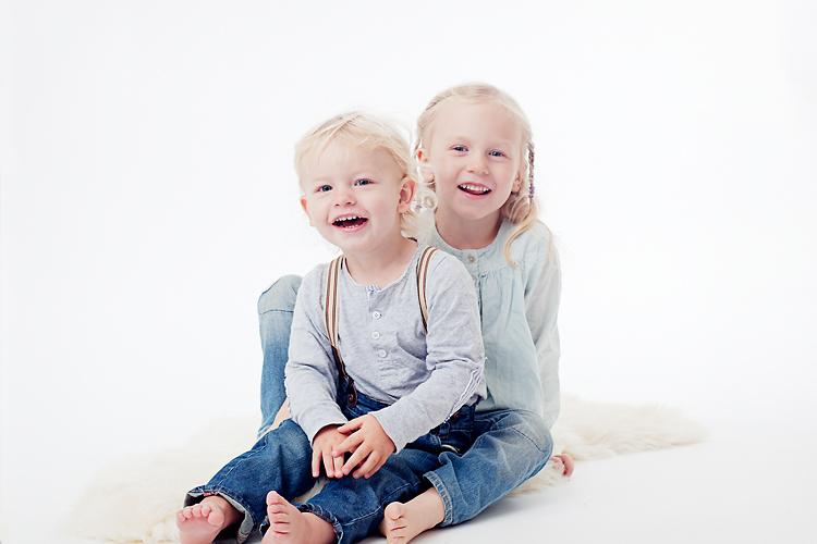 Barnfotografering i Vasastan av Jessica Lund