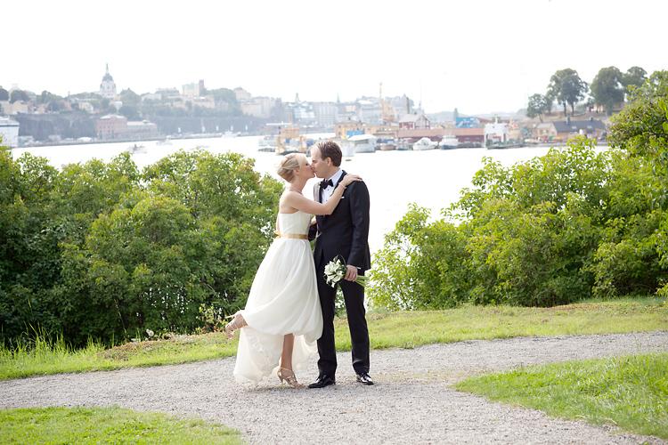 bröllop Waldemarsudde
