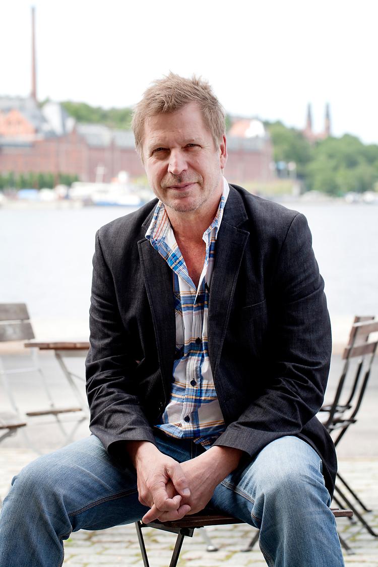 Johan Hedenberg fotad av Jessica Lund