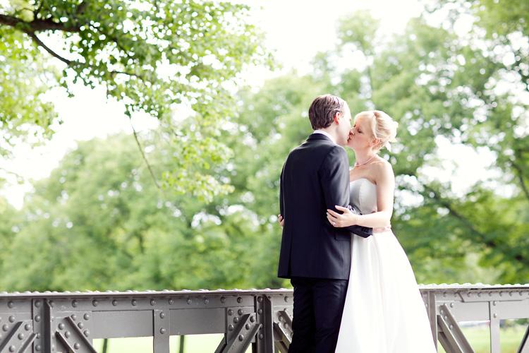 bröllop på Djurgården och Waldemarsudde