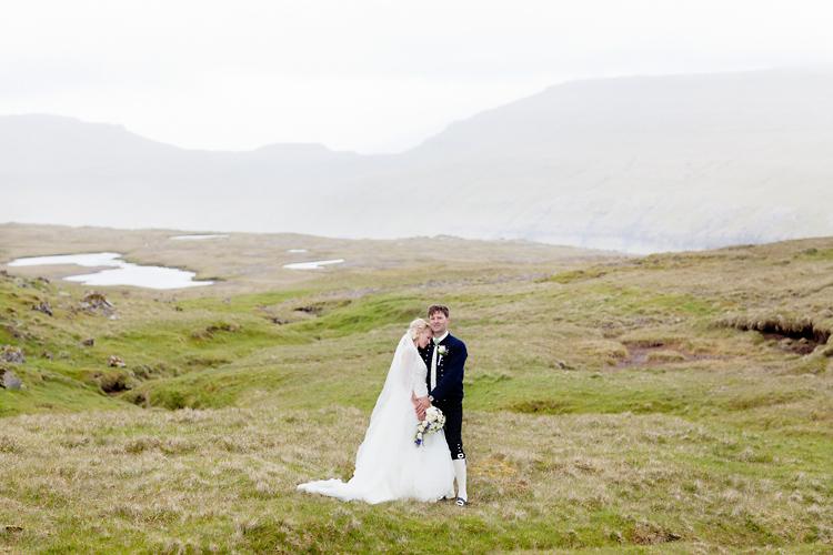 bryllup Färöarna