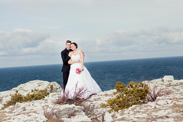 fotograf Gotland fotar bröllop i Visby och Högklint