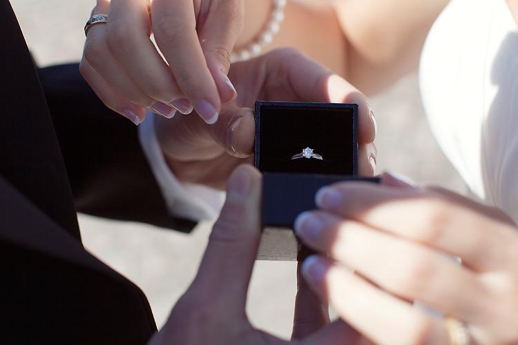 ring bröllop