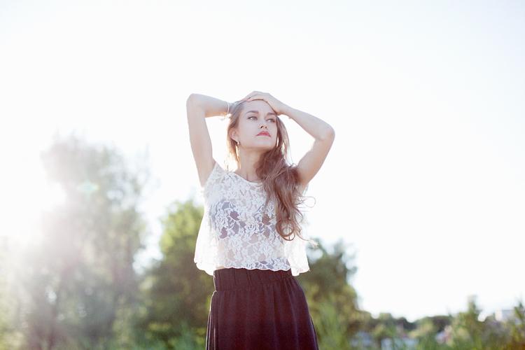 Amanda Mair fotograferad av Jessica Lund