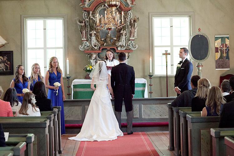 prästen från Gotland Djurö kyrka