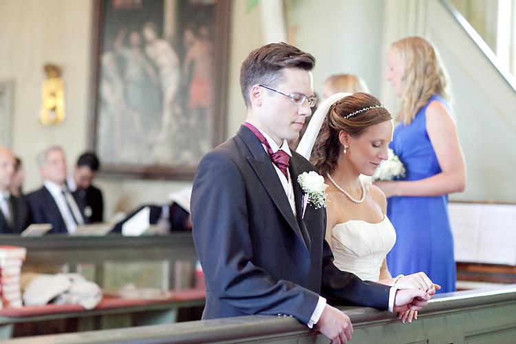 bröllop Djurö kyrka