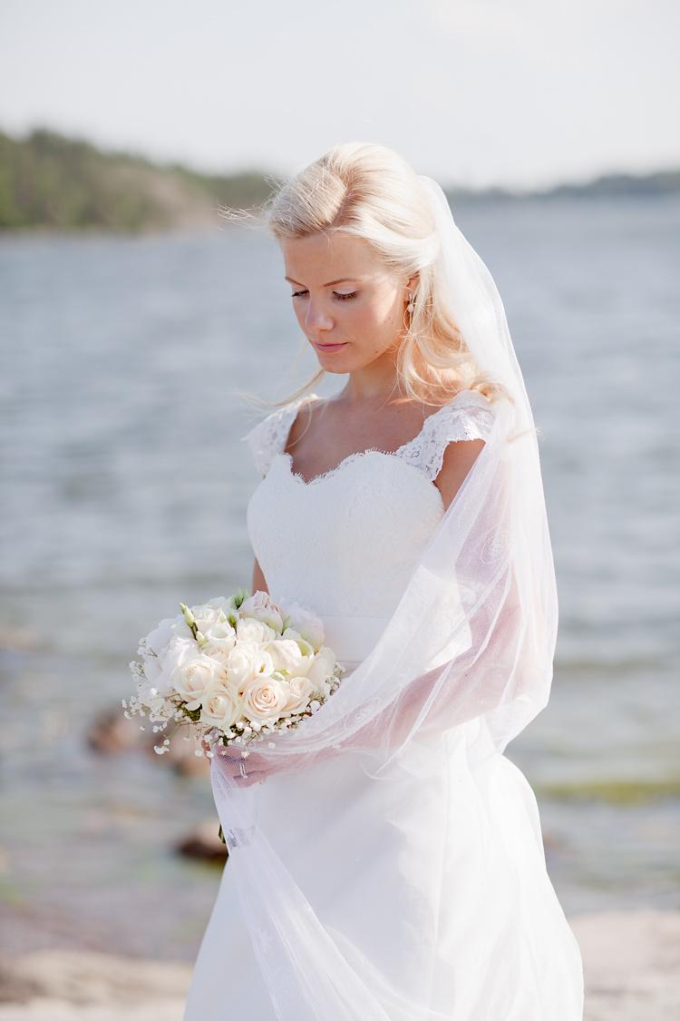 bröllop Djursholm fotograf Jessica Lund
