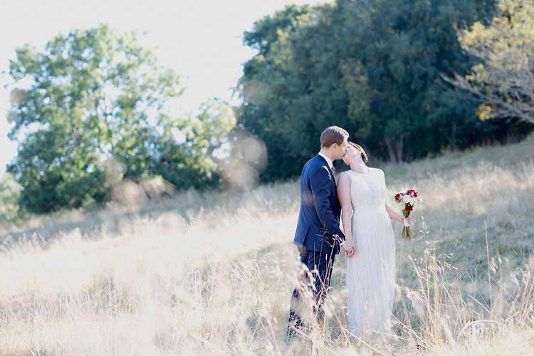 Bröllopsfotografering på Norra Djurgården