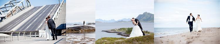 Bröllopsbilder i Norge tagna av Jessica Lund
