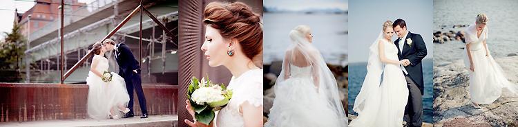 Bröllopsbilder tagna av Jessica Lund