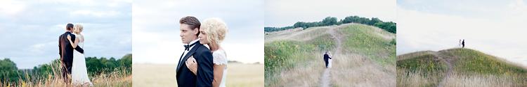 Bröllopsbilder ifrån Gotland tagna av Jessica Lund