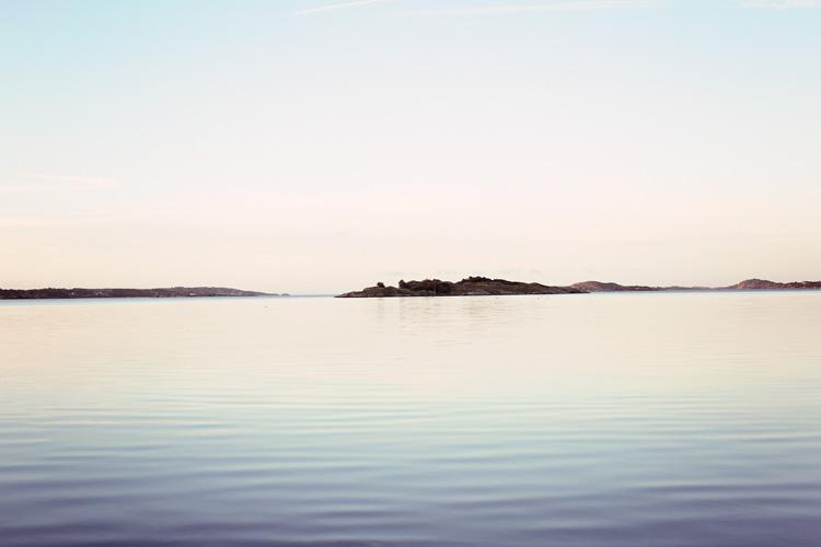 vatten utsikt
