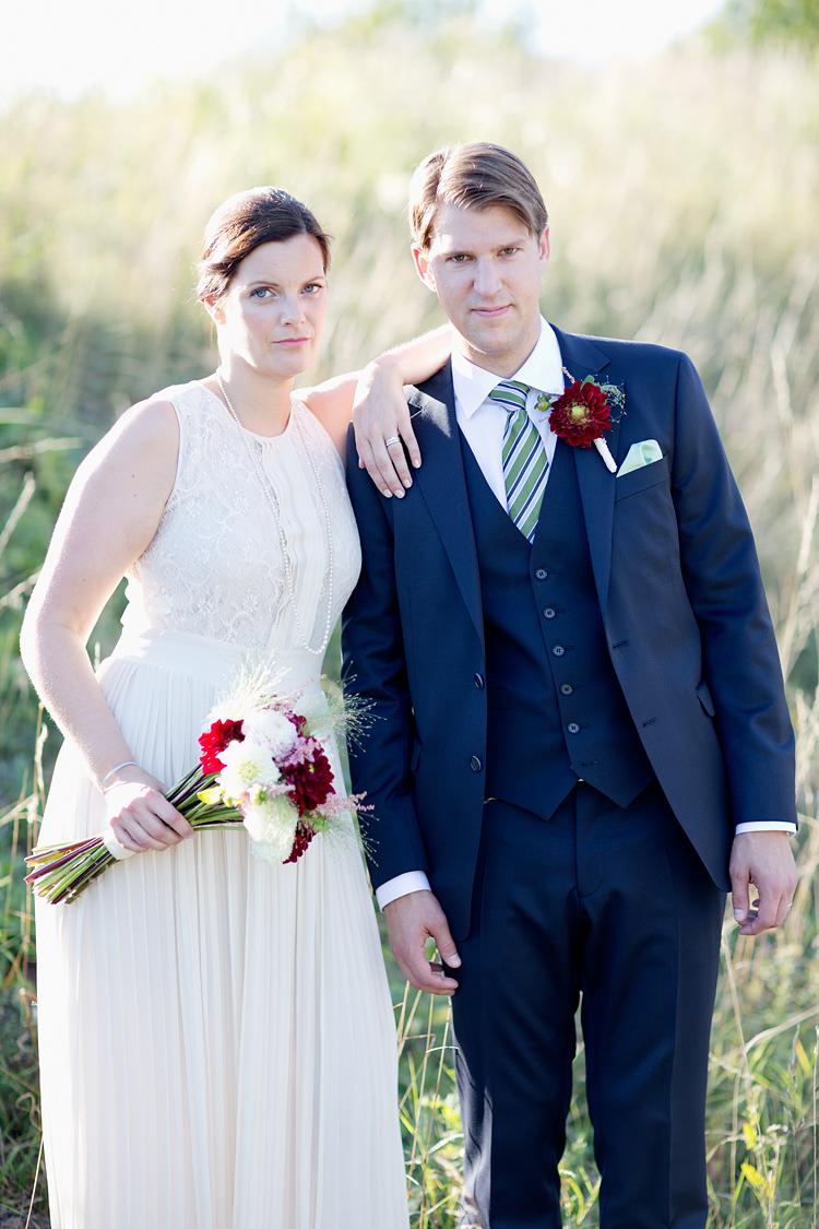 Bröllopsfoto Stora Skuggan