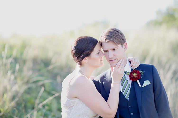 Bröllopsfoto Norra Djurgården