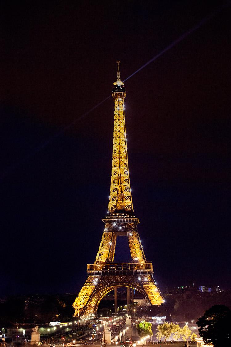 Eiffeltornet Paris Jessica Lund